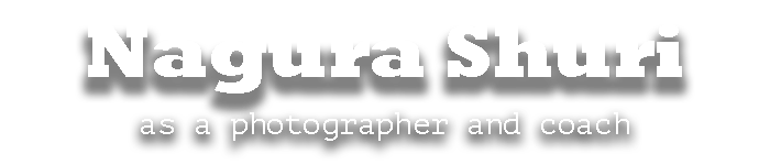 Nagura Shuri - photographer -